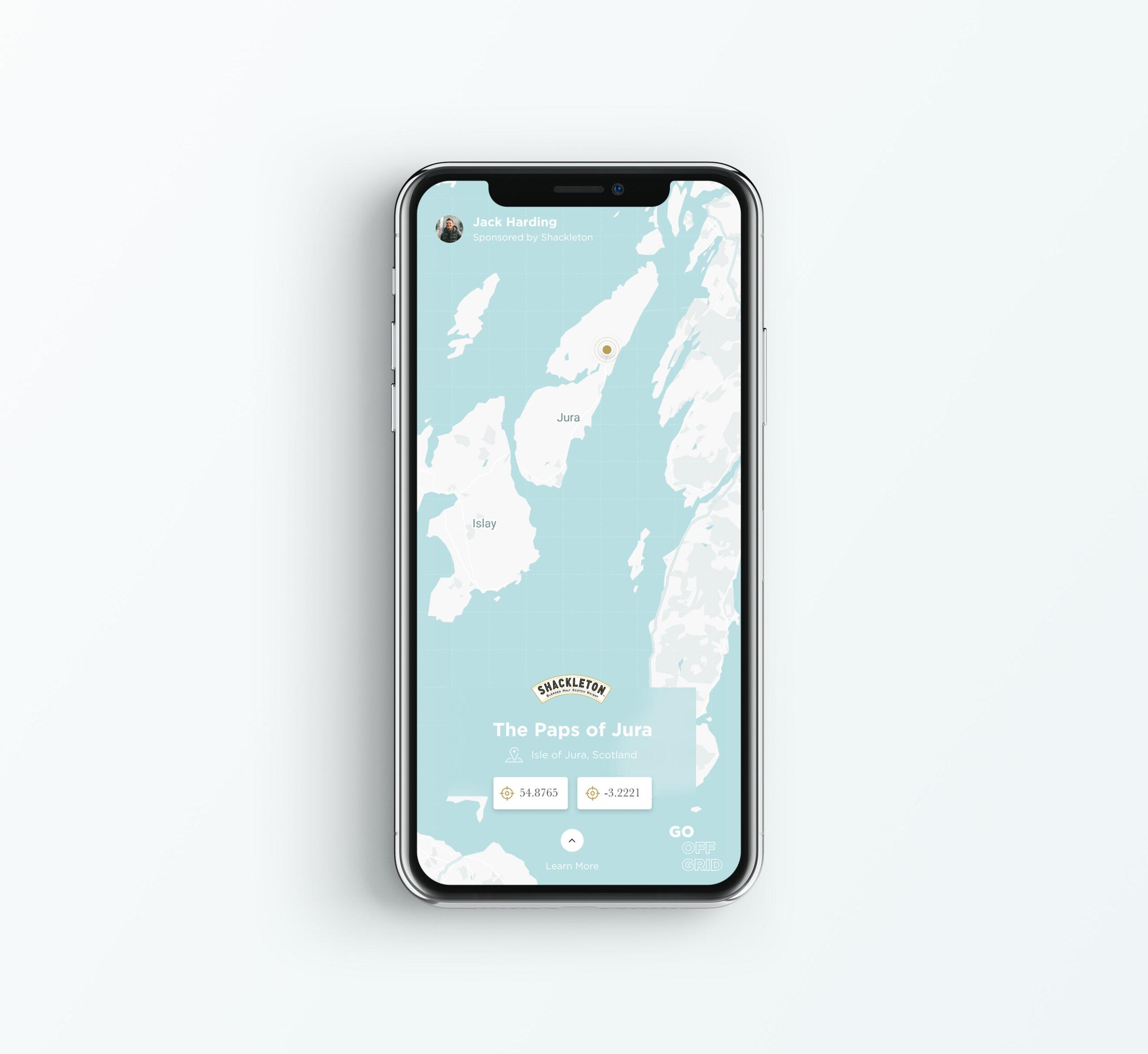 GOG Share Map